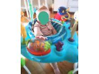 Baby Bundle: Bouncer, Jumperoo, Baths...