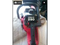 homelite 290 chainsaw, gardening, power tools