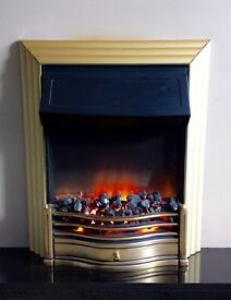 Dimplex Portland 2KW Semi-inset Electric Fire