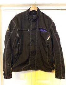 Rayven Motorcycle Jacket size XL