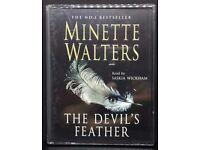 THE DEVIL'S FEATHER-Minette Walters Cassette