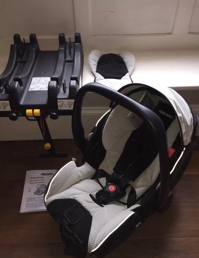 Recaro Baby Car Seat Base