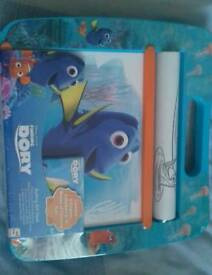 Finding dory drawing board