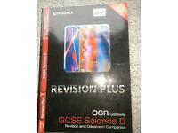 GCSE Science B Revision plus book