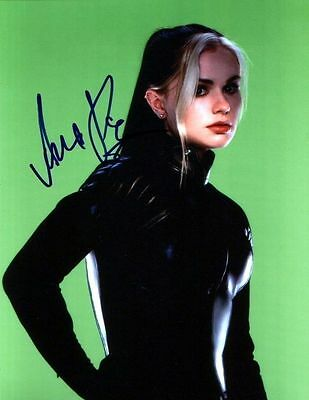 Anna Paquin   X Mens Rogue   Signed