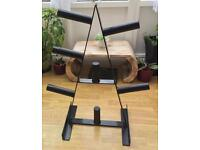 OLYMPIC WEIGHT TREE RACK BY BODY POWER