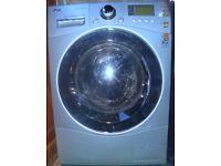 LG washing machine. 14 months old, 10 year garuntee, RRP £599