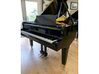 Toyo 6ft Grand Piano |Belfast Pianos | Dunmurry | Free delivery | Black ||