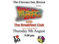 The Breakfast Club at The Clarence Inn, Brecon