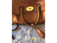 25a1d7c104 ... australia mulberry small bayswater tote 7d79a 3d2e1