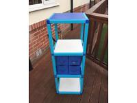 Kids Shelving with Draws
