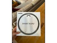 Smart Rope with fitness data