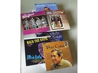 Collection of old time (easy listening) Vinyl LP`s