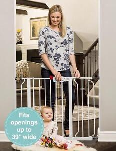 New, Regalo Easy Step Baby Gate - Model #1160 (open box) MSRP $65 PU1