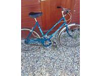 BSA ladies vintage bicycle