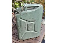 Ex Army Jerry Can