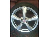 Mazda mx5 05 alloy wheels & new tyres