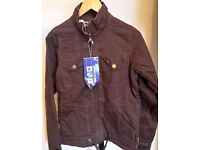 WHOLESALE LOT OF 11 NEW Ladie's Trespass Cello Jacket in brown ... Sizes XS - XL