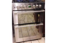 Stoves freestanding gas cooker vgc