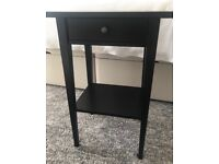 Two IKEA HEMNES Bedside Tables