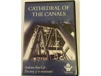 Anderton Boat Lift, Cathedral of the Canals DVD The Story of its renaissance