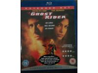 Ghost Rider extended cut (15 years). Boxed. Good condition