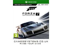 Get Forza Motorsport 7 on Xbox One Brand New for just £39.36p!