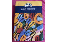 DMC Gold Concept Thread Boxes/Storage/Organiser (Cross Stitch)