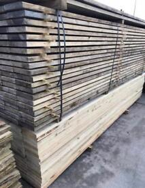🚨Wooden Scaffold Style Boards \ New