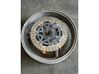 Kawasaki front wheel 17x3.5