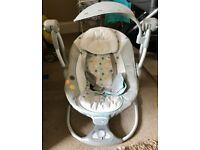 Ingenuity convertme baby swinging seat
