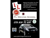 Driving Lessons-West London
