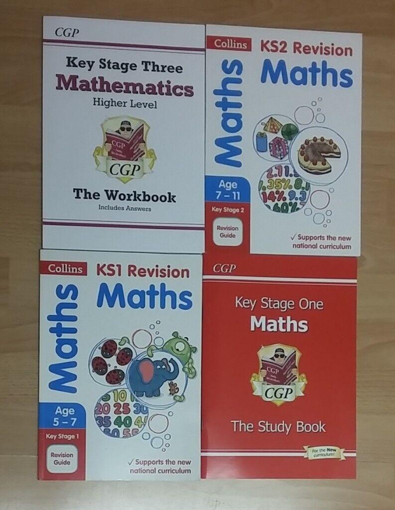Workbooks key stage 2 workbooks : School Maths and Science Books | in Newham, London | Gumtree