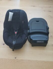 Bebe car 1st stage car seat & base upto 13kg