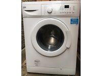BEKO WM84125W Washing Machine - White, only months old