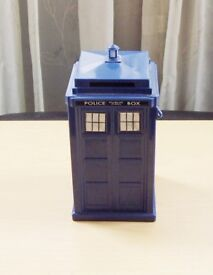 Tardis Money Box from Doctor Who, Collectable