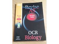 Revise AS OCR Biology