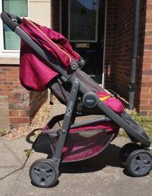 Stroller/ Pushchair - Graco Evo Mini Lightweight - £80 ono
