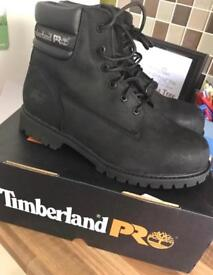 Timberland Pro Size 10 (Brand New with Receipt)