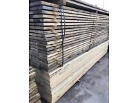 ☀️Timber Scaffold Style Boards