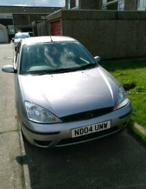 1.6 04 Ford Focus LX, low milage