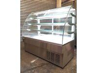 Trimco cake fridge, 1.5 m catering cake fridge