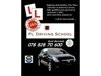 Driving Lessons in West London