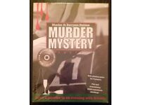 'Murder At Berryam Stables Murder Mystery Party' CD & DVD Game (new, 2007)