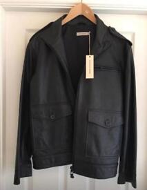 Leather Jacket 'New With Tags' Rocha John Rocha - Medium