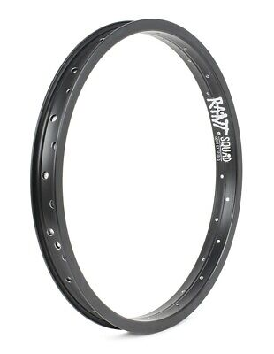 """RANT SQUAD BMX BIKE 20/"""" RIM DOUBLE WALL FIT CULT GT HARO SHADOW SUBROSA KINK RED"""