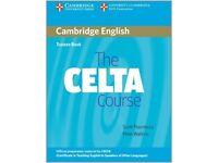 The CELTA Course Trainee Handbook