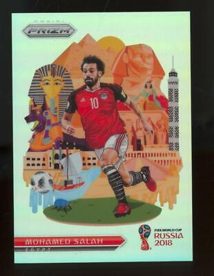 2018 Panini Prizm World Cup #NL7 Mohamed Salah