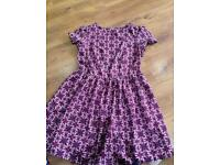 Womans skater dress size 14/16