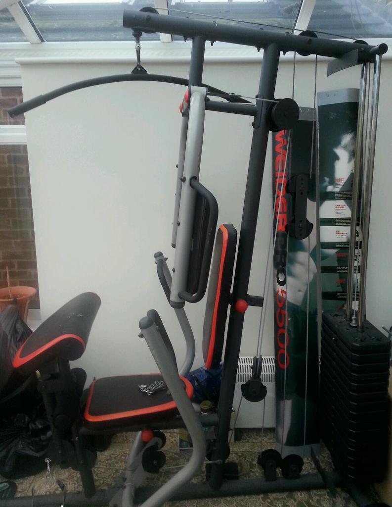 Offer multi gym weider pro in abingdon